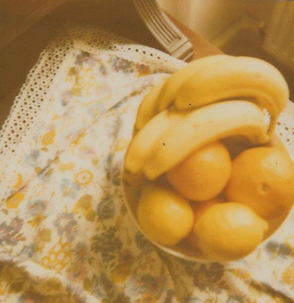 ohne Titel 3, Polaroidfoto, 2012